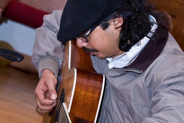 Guitar Recital Xmas 2008