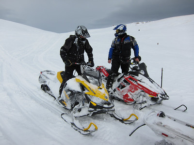 2011 Big Horns Snowmobiling