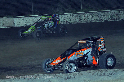 USAC Sprints - 7/1/21