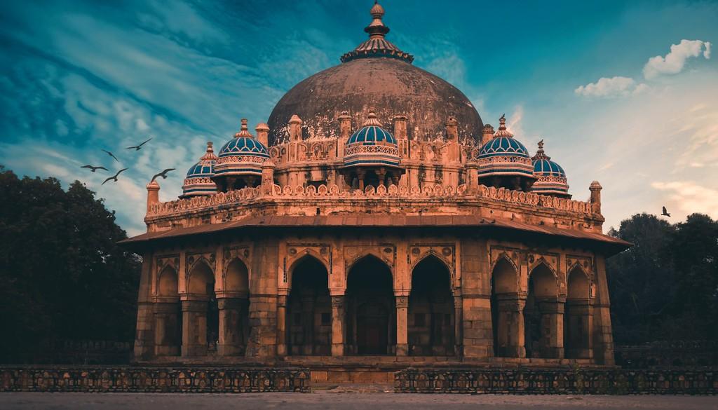 UNESCO World Heritage Sites in India: Humayun's Tomb