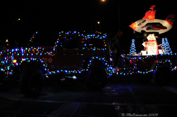 Discovery Bay Christmas Parade