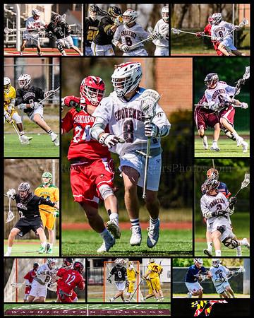 WAC Senior Collages 2018