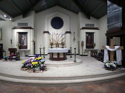 Holy Spirit Church Easter Vigil 2019