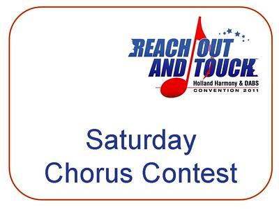 2011-0402 HH Conv -Chorus Contest