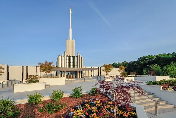 Atlanta Temple - 1 May 2011 Re-dedication