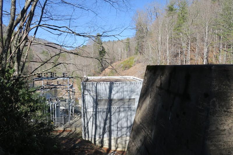 Wolf Creek Powerhouse