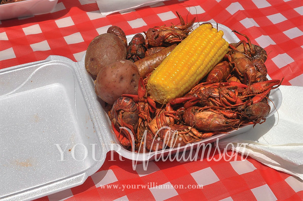 Carrie's Crawfish Boil