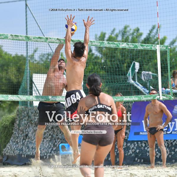 presso Zocco Beach PERUGIA , 25 agosto 2018 - Foto di Michele Benda per VolleyFoto [Riferimento file: 2018-08-25/ND5_8760]