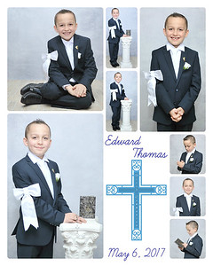 Edward Thomas Communion 2017