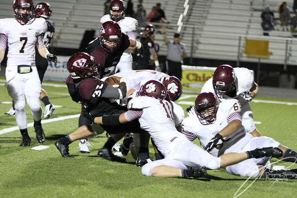 DSHS Var vs Bastrop Sept 12