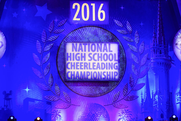 BHS Cheer Nationals 2016