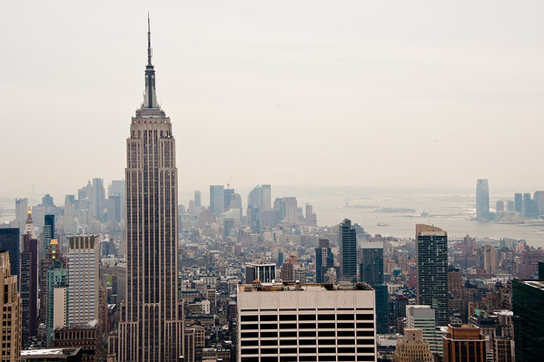 New York City; Winter, 2011