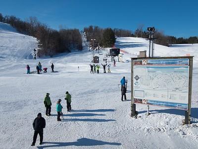 2018 CMS Ski Trip