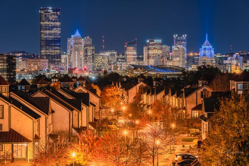 Washington Landing - Pittsburgh Pennsylvania