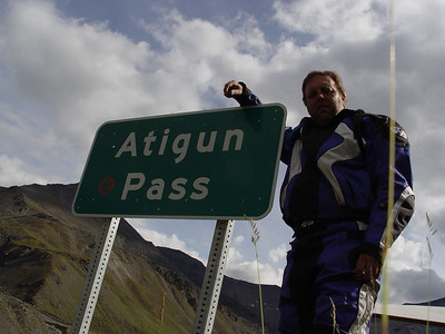 Motorcycle Adventure to Alaska 2007