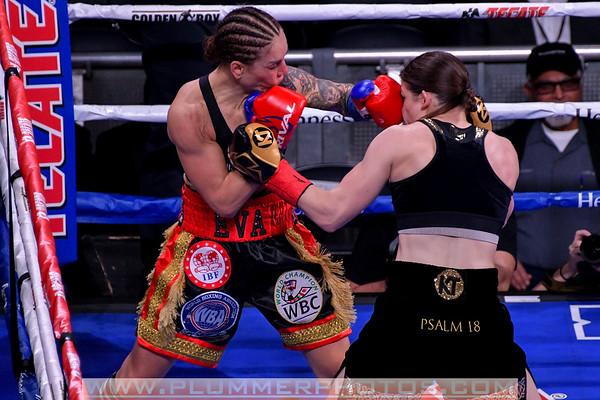 Katie Taylor Defeats Eva Wahlstrom by Unanimous Decision