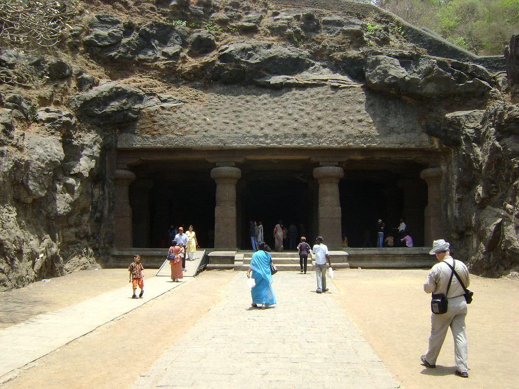 UNESCO World Heritage Sites in India: Elephanta Caves