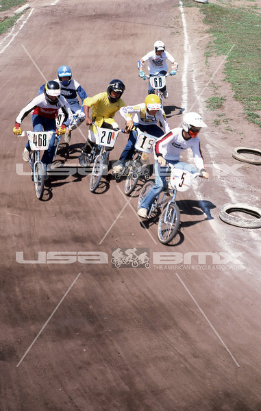 1983 Gold Cup - IOWA