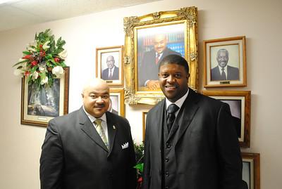 Men's Day at Bossier Baptist