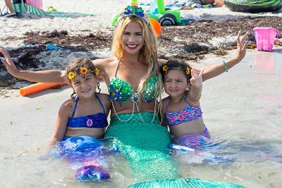 Eva's Mermaid Birthday