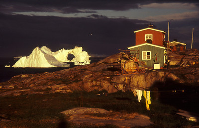 West Greenland's Nuqssuaq Peninsula