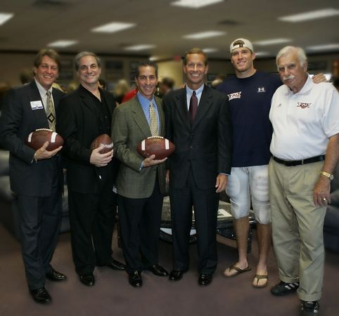 FAU Football Scholarship Reception - August, 2004