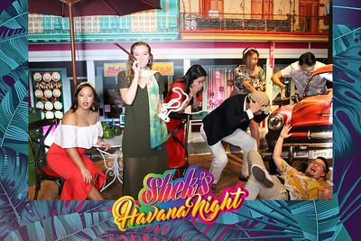 Shek's Havana Night - 31 Dec 2019