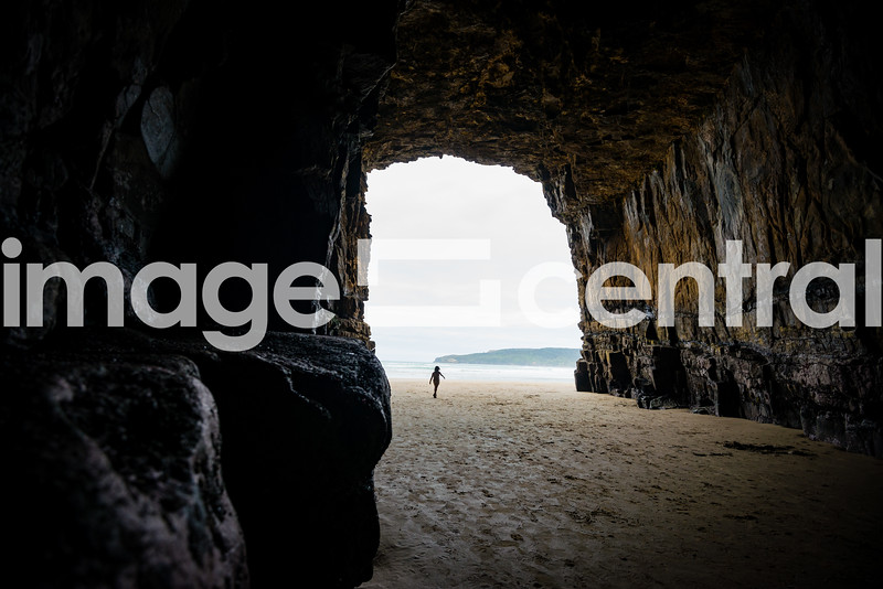 Cathedral Cave - Catlins, Otago
