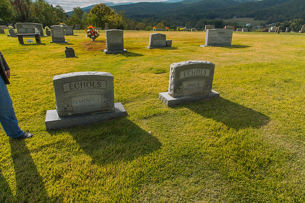 2016 Blevins Cemetery