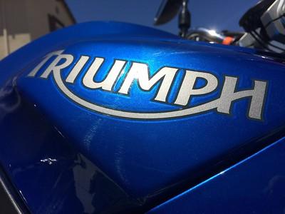 2007 Triumph Tiger 1050