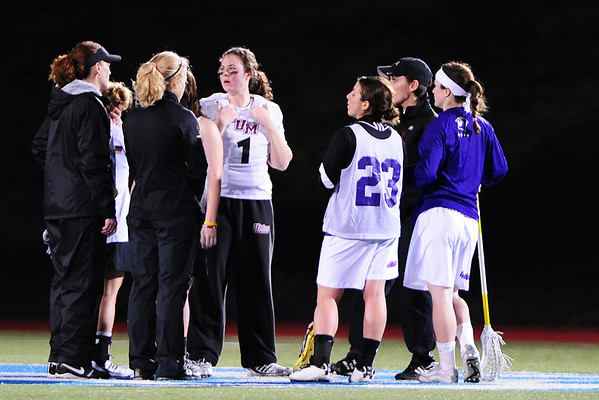 Northwestern Women vs UMass 2-6-10