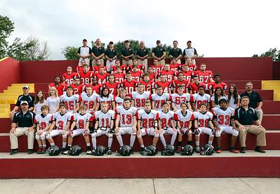 North Georgia Falcons 2013 Team