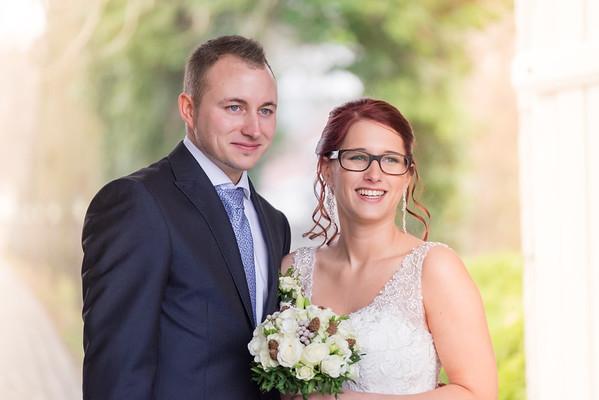 Huwelijk Jana & Christoph