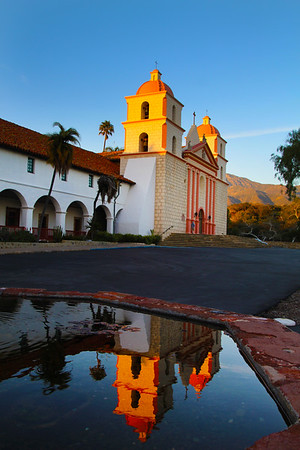 Santa Barbara California, Downtown Scenes & Activities