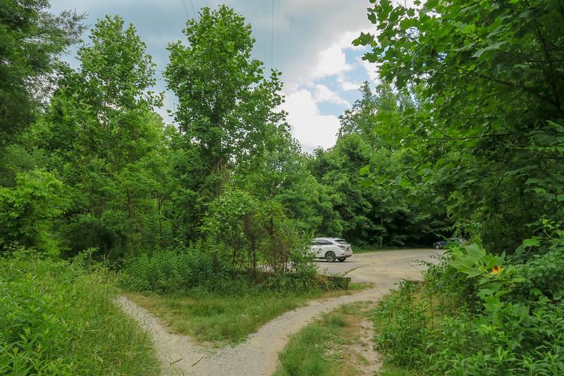 Black Mountain Trail -- 2,160'