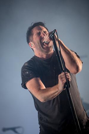 Nine Inch Nails (Aftershock Festival 10/21/2017)