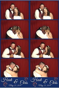 Heidi & Chris Wedding