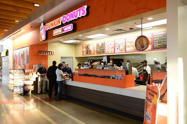 Dunkin' Donuts, Final Approach