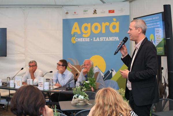 Conferenza - Il gusto del formaggio e del vino