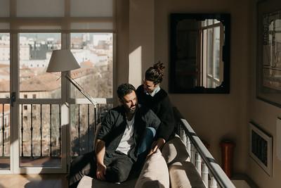 Alba + Marco Sesión