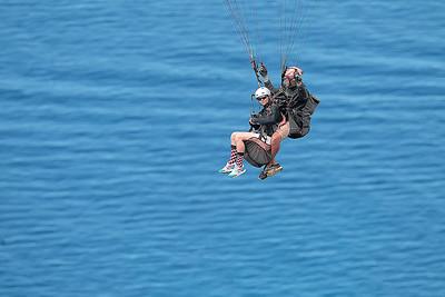 Arco Calheta Paragliding