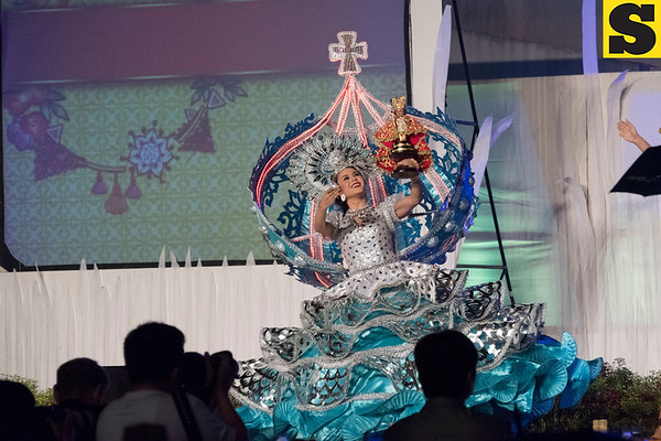 Sinulog 2017 Festival Queen