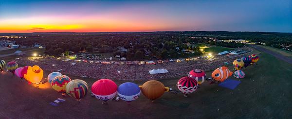 Balloon & Ribfest 2019