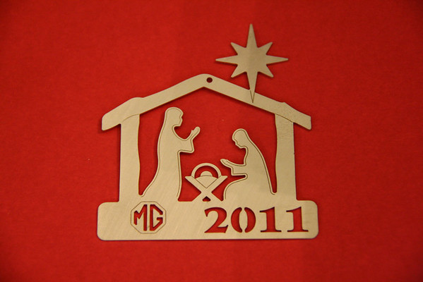 ENMGR Christmas Party 10 Dec 2011