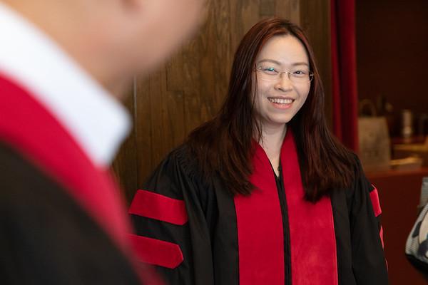 Graduation - Santa Clara April 2019