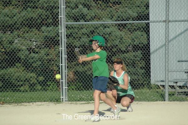 Softball Mother Daughter Game