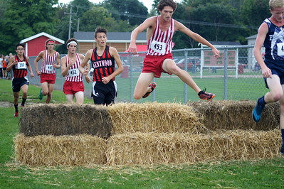 Coed Cross Country - 9/10/2016 Hill & Bale DW