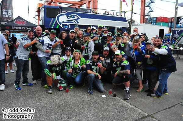 09-11-2016 Tailgating - Seahawks vs Dolphins