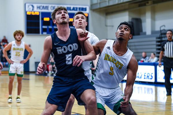 Hood v St Vincent - Men's Basketball - 11.23.19