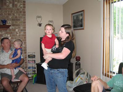 2007 July & August Birthdays